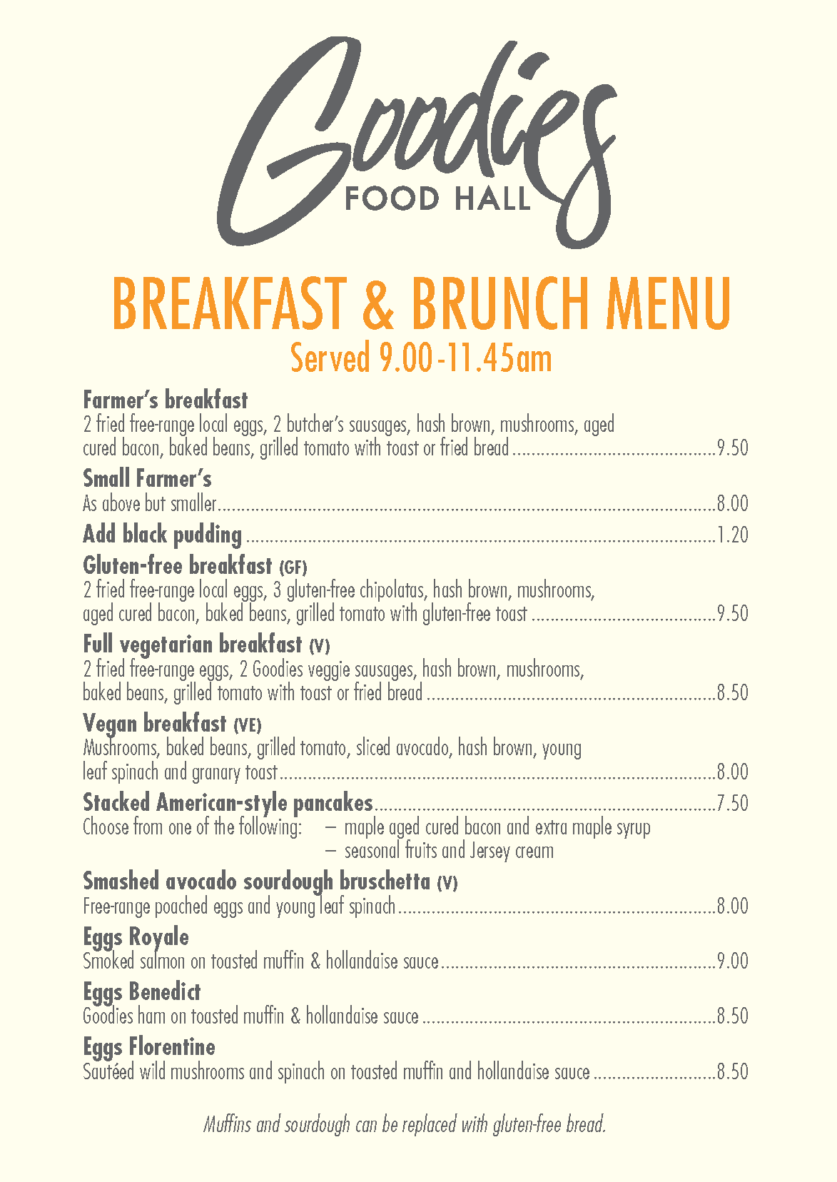 Goodies A5 Breakfast and Brunch Menu from Oct 2021_Page_1